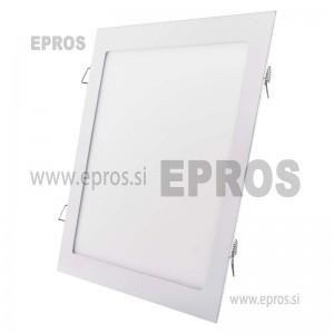 LED panel kvadratni 24W NW