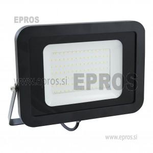 Reflektor LED 200W COMMEL črni