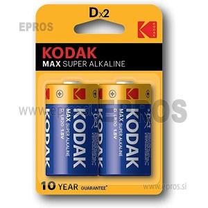Baterija Kodak D