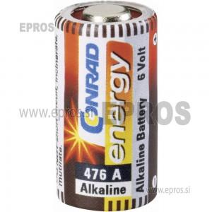 Baterija Conrad energy Alkaline Battery 476 A