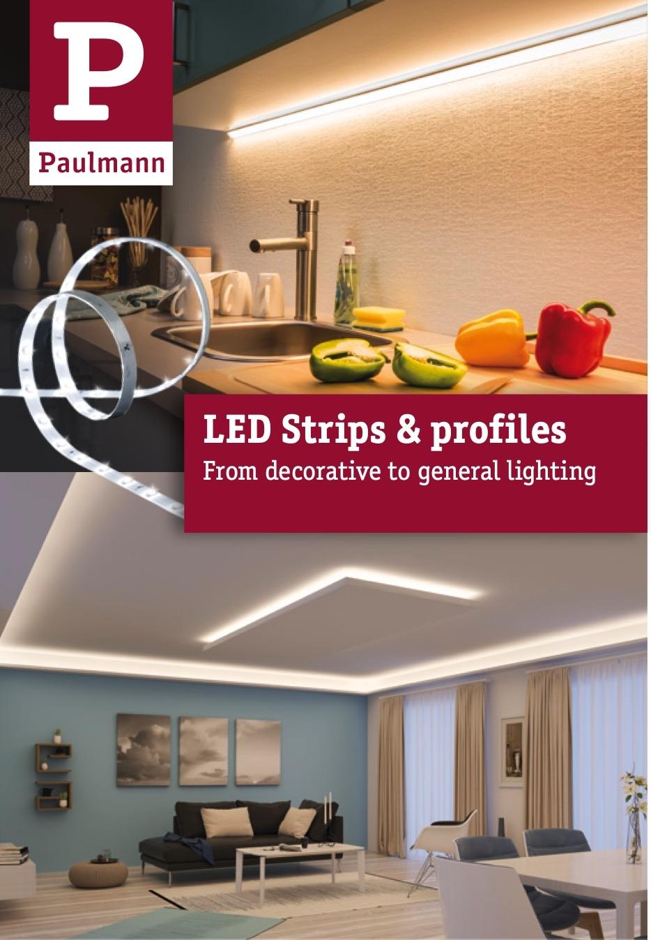 Paulmann LED Strips & profiles