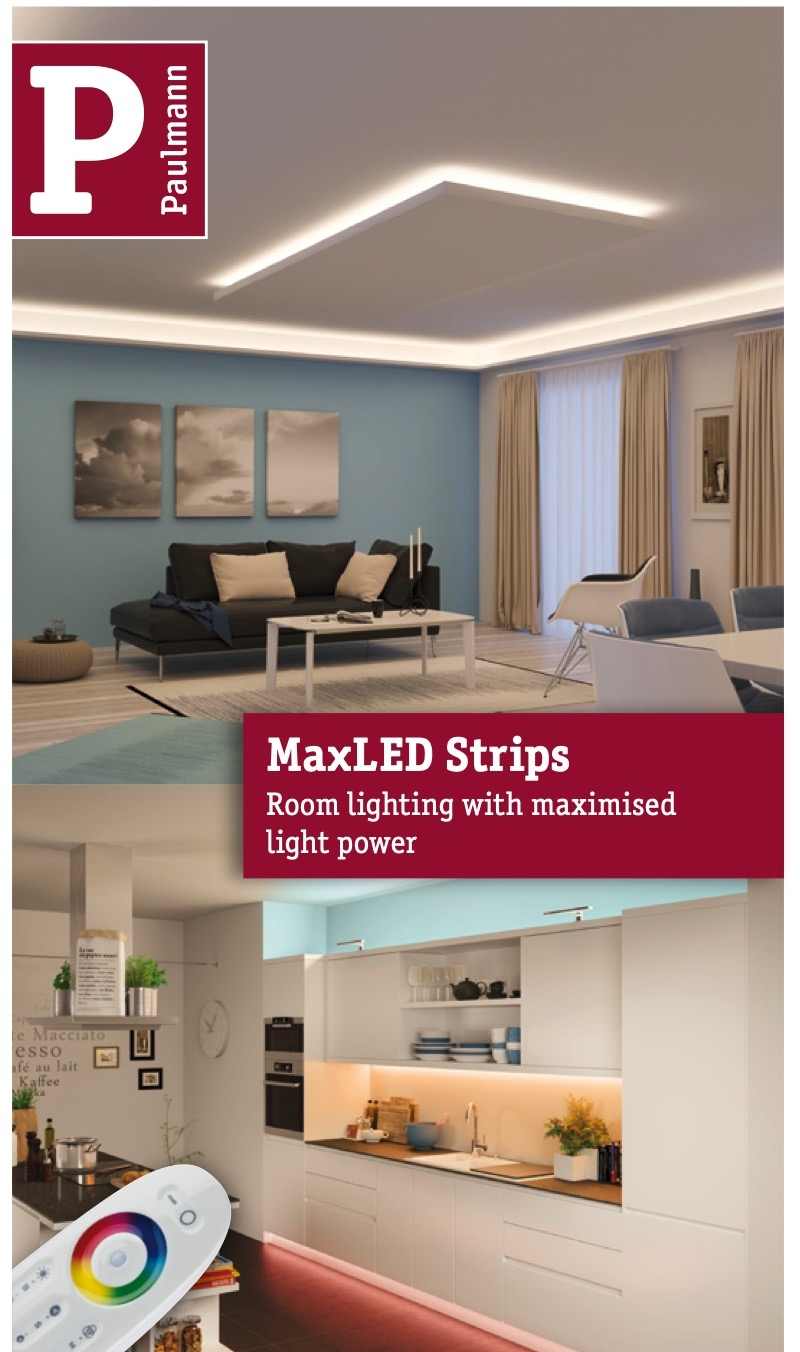Paulmann MaxLED Strips
