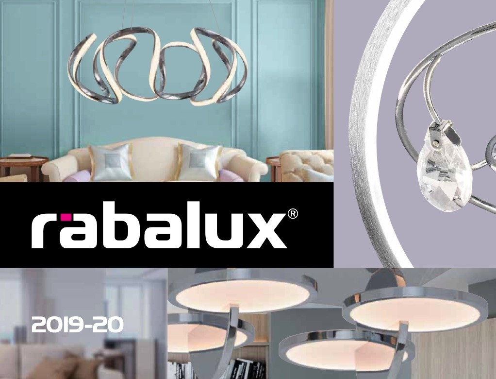 RABALUX product catalogue 2019/20