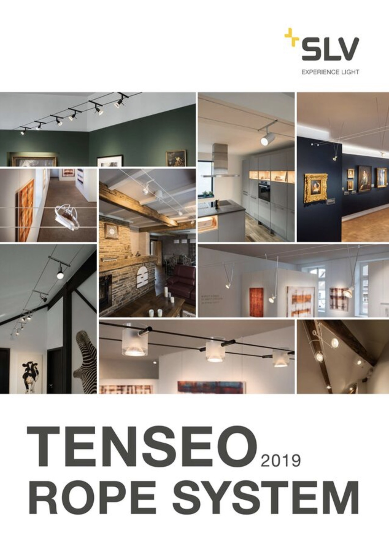 SLV TENSEO ROPE SYSTEM 2019