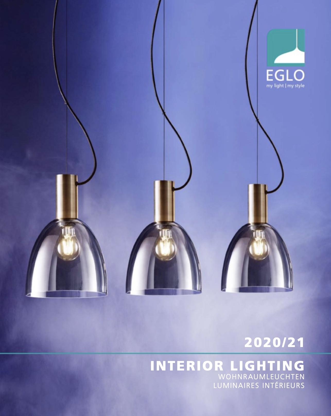 EGLO Interior Lighting 2020/21