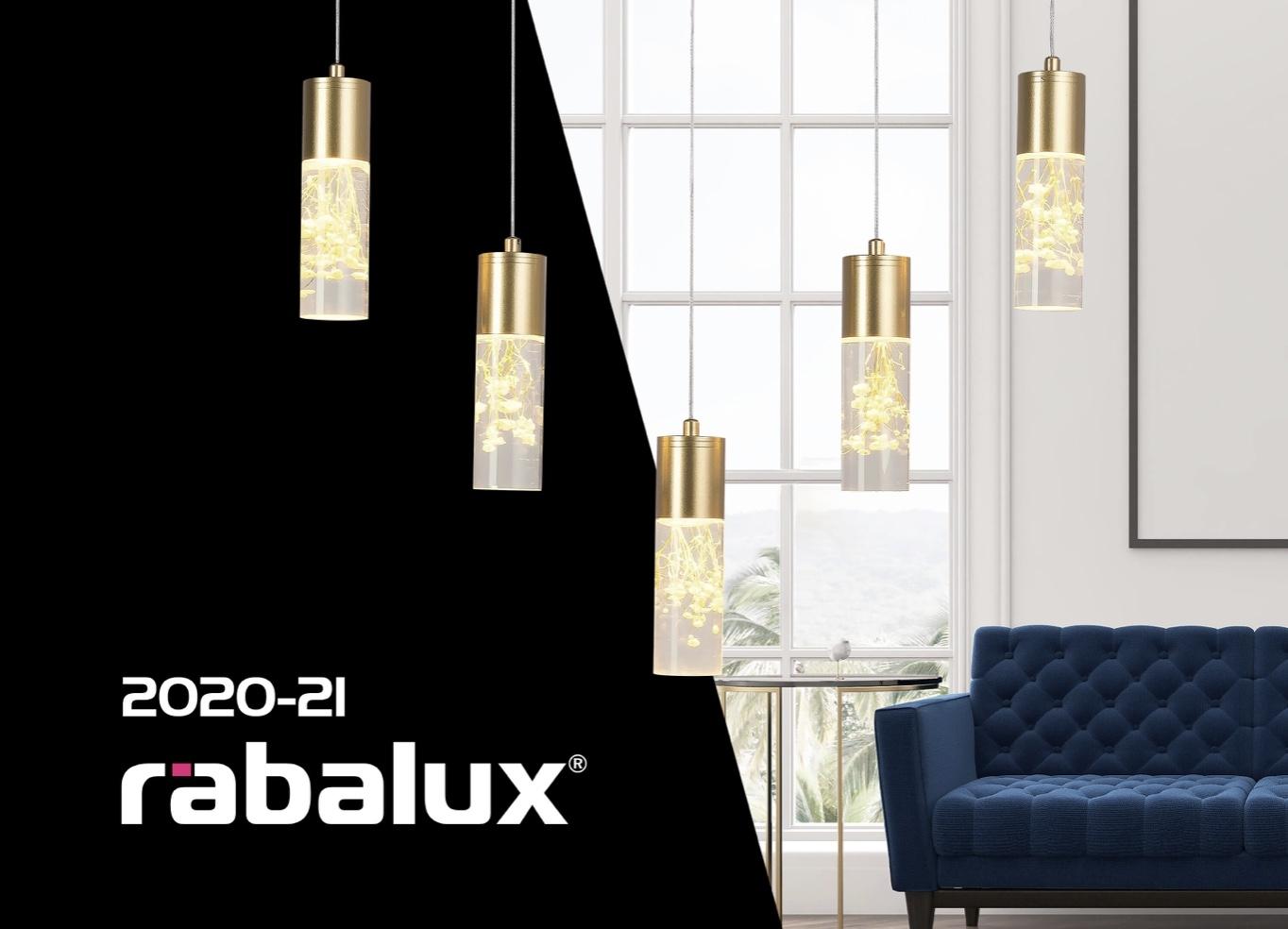 RABALUX product catalogue 2020/21