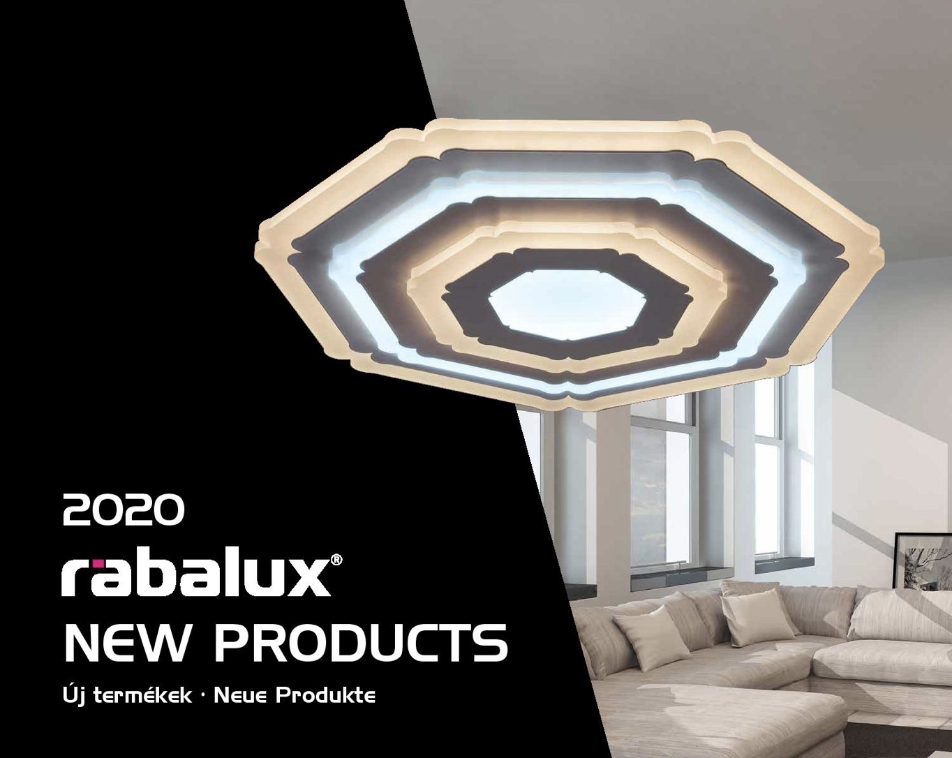 RABALUX New products 2020