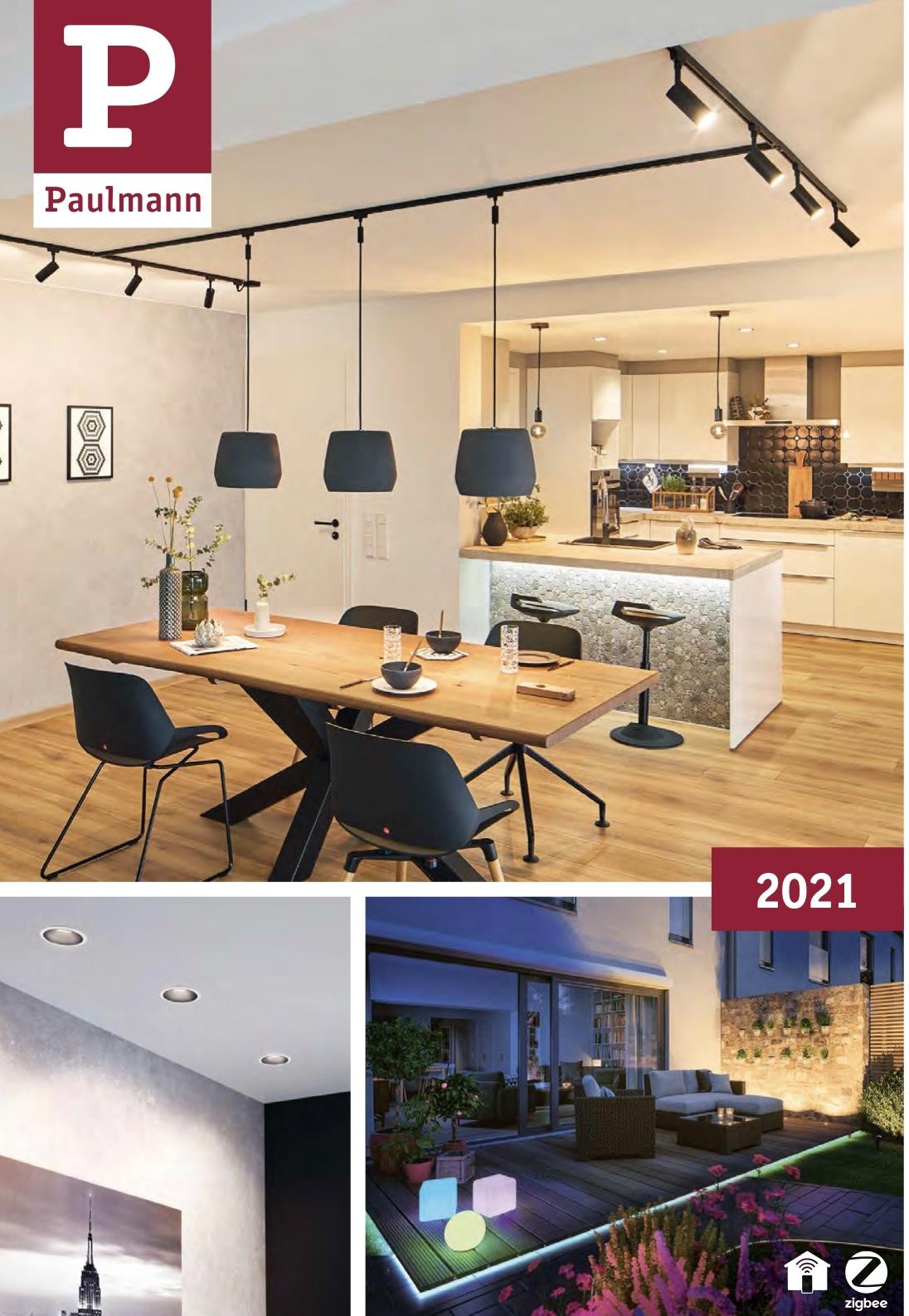 Paulmann Main catalogue 2021